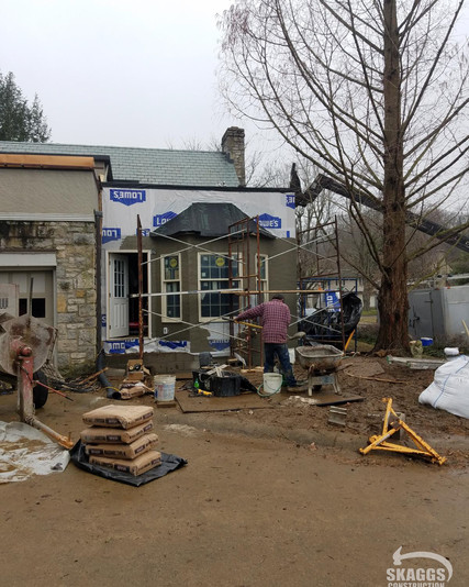 Skaggs Construction | Room Additions & New Construction