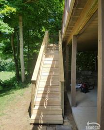 Skaggs Construction | Decks, Porches & Patios