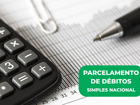 Normativa RFB N.º 1.981/2020, que dispõe sobre o parcelamento de débitos Regime do Simples Nacional