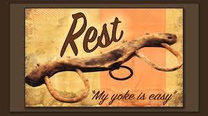Come, Rest