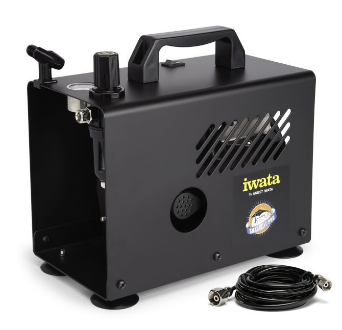 Iwata Smart Jet Pro Airbrush Compressor