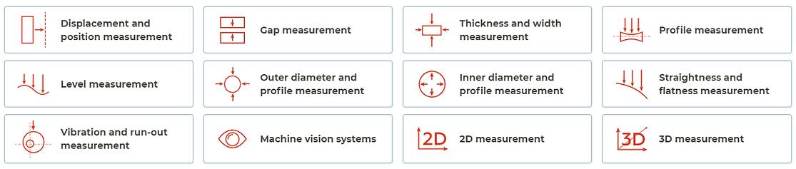 Laser Sensor Applications