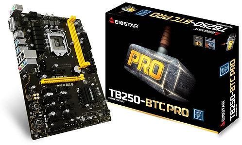 Biostar B250-BTC PRO 12x PCI-E Mining Motherboard