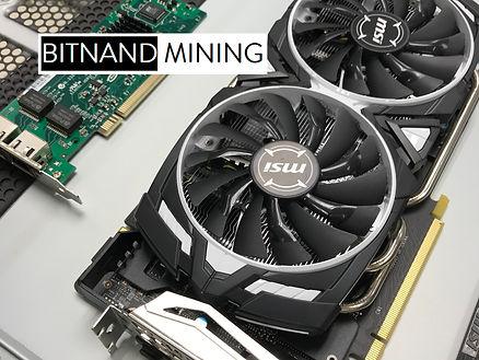 MSI GeForce GTX 1070 ARMOR OC GPU mining accelerator card. Great fo Ethereum ETH mining. Fastest performance GPU for mining