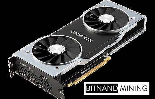Nvidia GeForce RTX 2080 FE