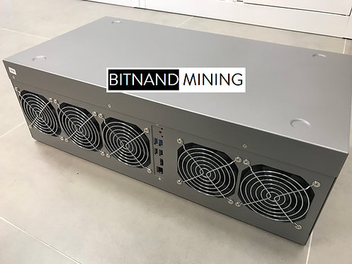 NVIDIA P104 x 9 Complete Mining System