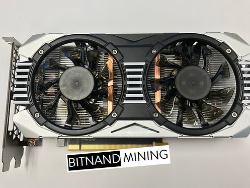 NVIDIA P106-090 6GB Mining Card