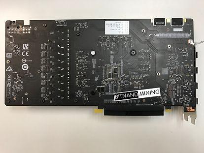 MSI GeForce GTX 1070 8G ARMOR OC back