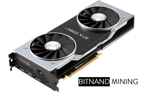 Nvidia GeForce RTX 2080Ti FE
