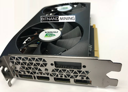 NVIDIA P104-100 GPU Mining Card for Etherem Crypocurreny Mining. ETH SIA Miner graphics card.