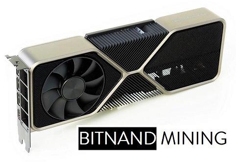 NVIDIA CMP 90HX Mining Card