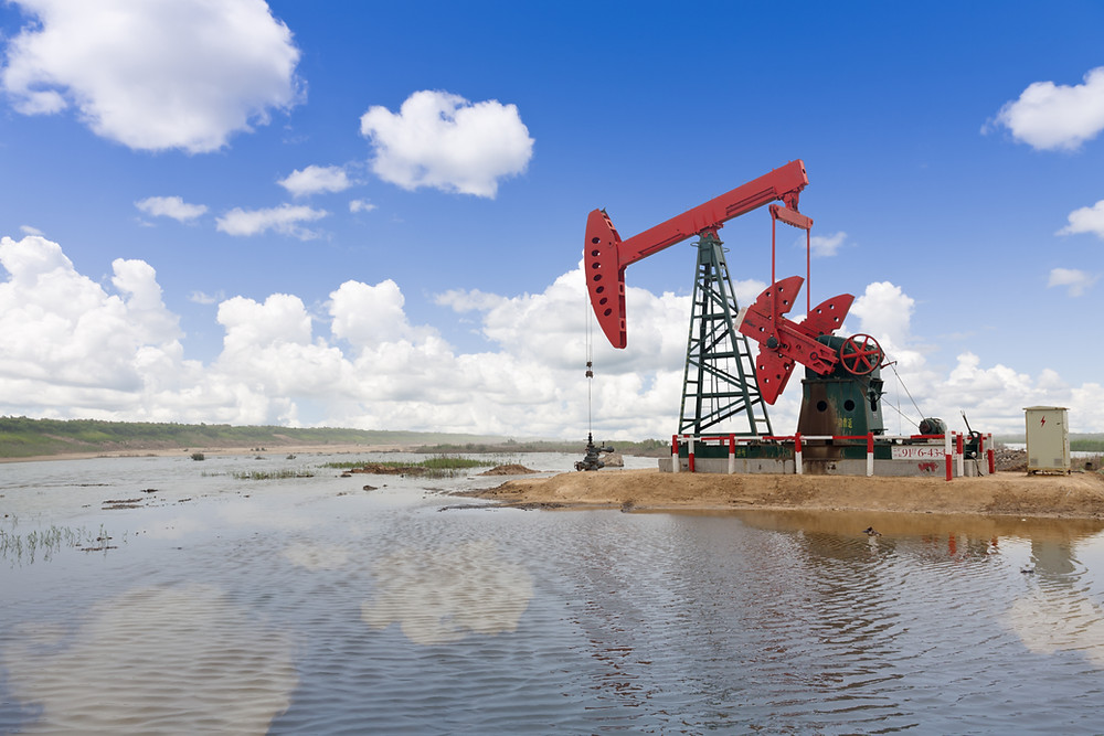 Oil Well bought by mineral rights buyers