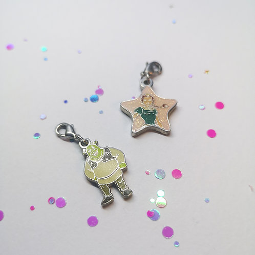 Shrek and Fiona Charm