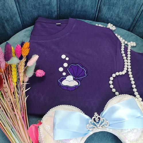 Purple Clam Hood