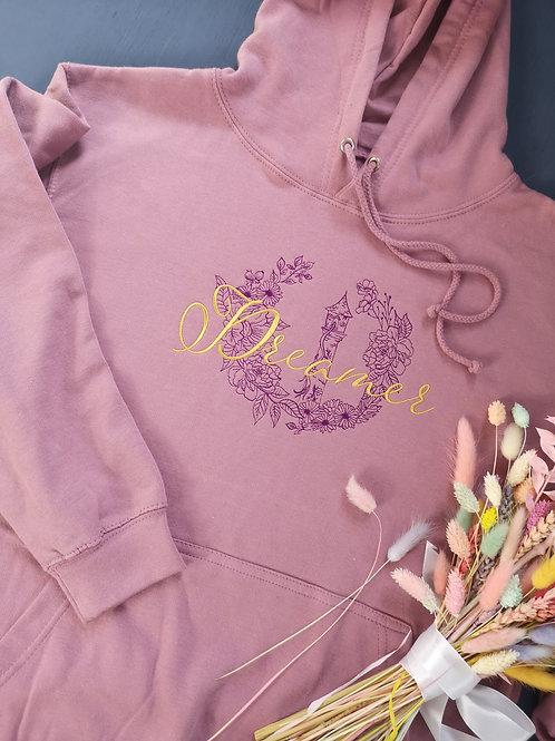 Dreamer Hood (Purple Thread)
