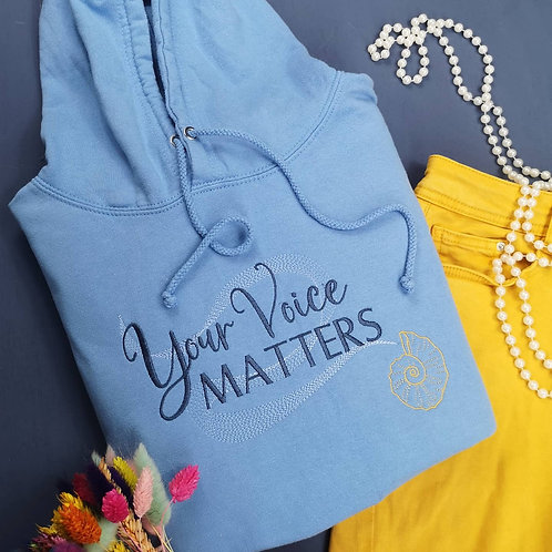 Your Voice Matters Tee