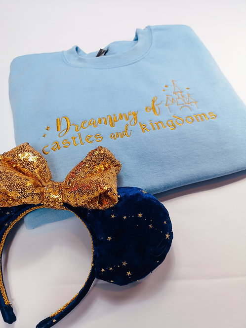 Dreaming of Castles and Kingdoms Tee