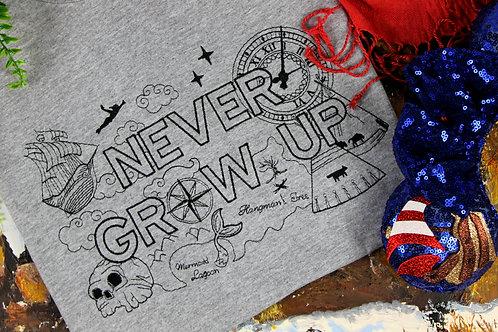 Never Grow Up Hood