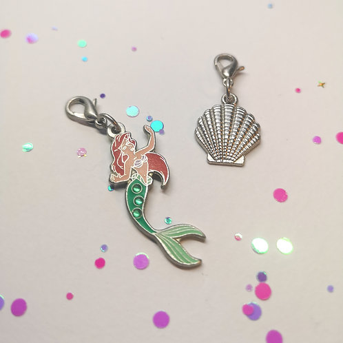 Ariel and a Shell Charm