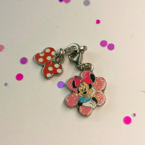 Minnie Charm Set
