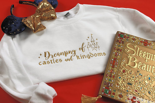 Dreaming of Castle and Kingdoms Hood