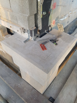 Fixing of Large Capitals