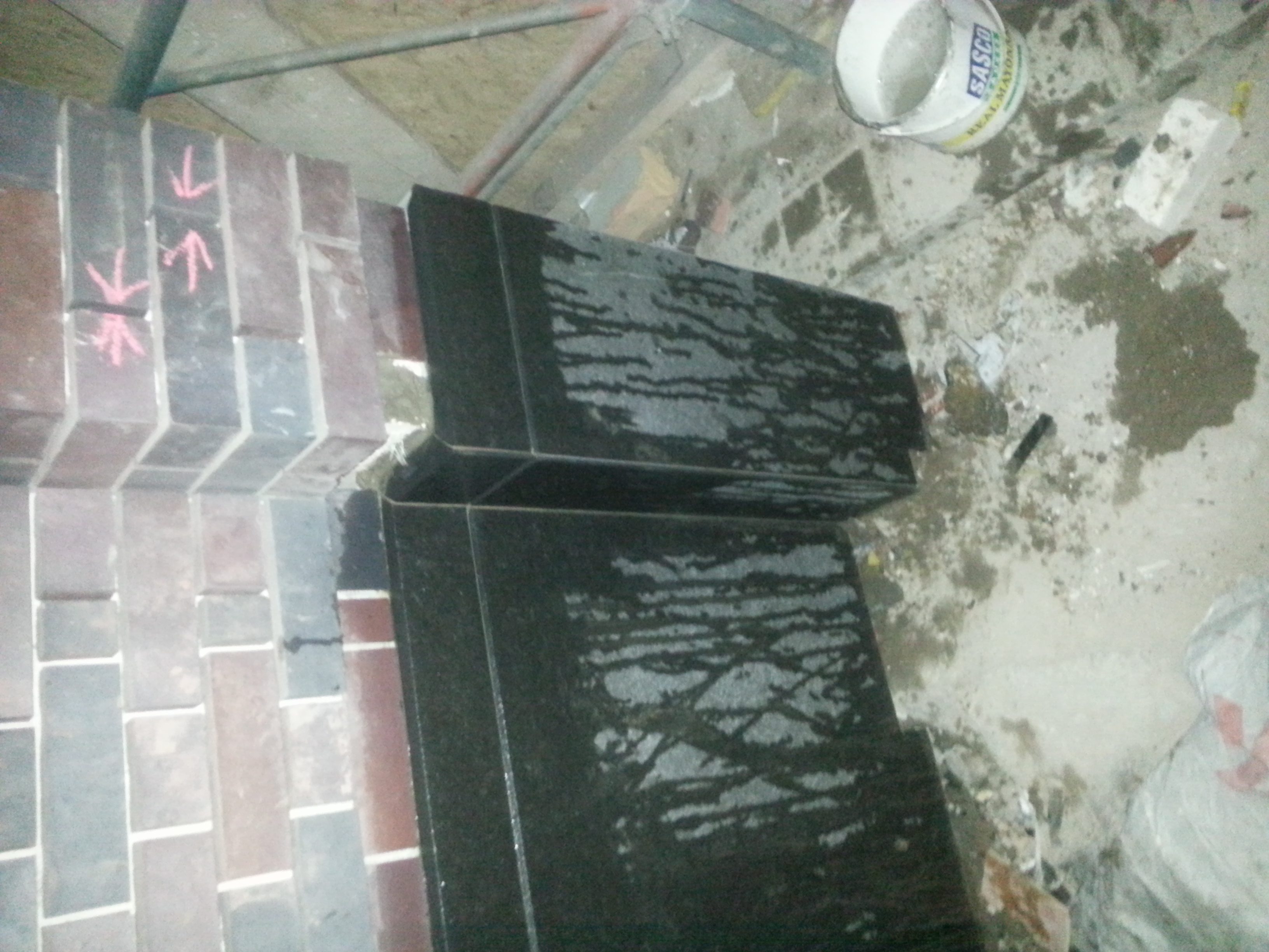 Basalt Washed After Fitting