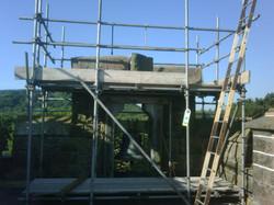 Restoration of Bell Tower