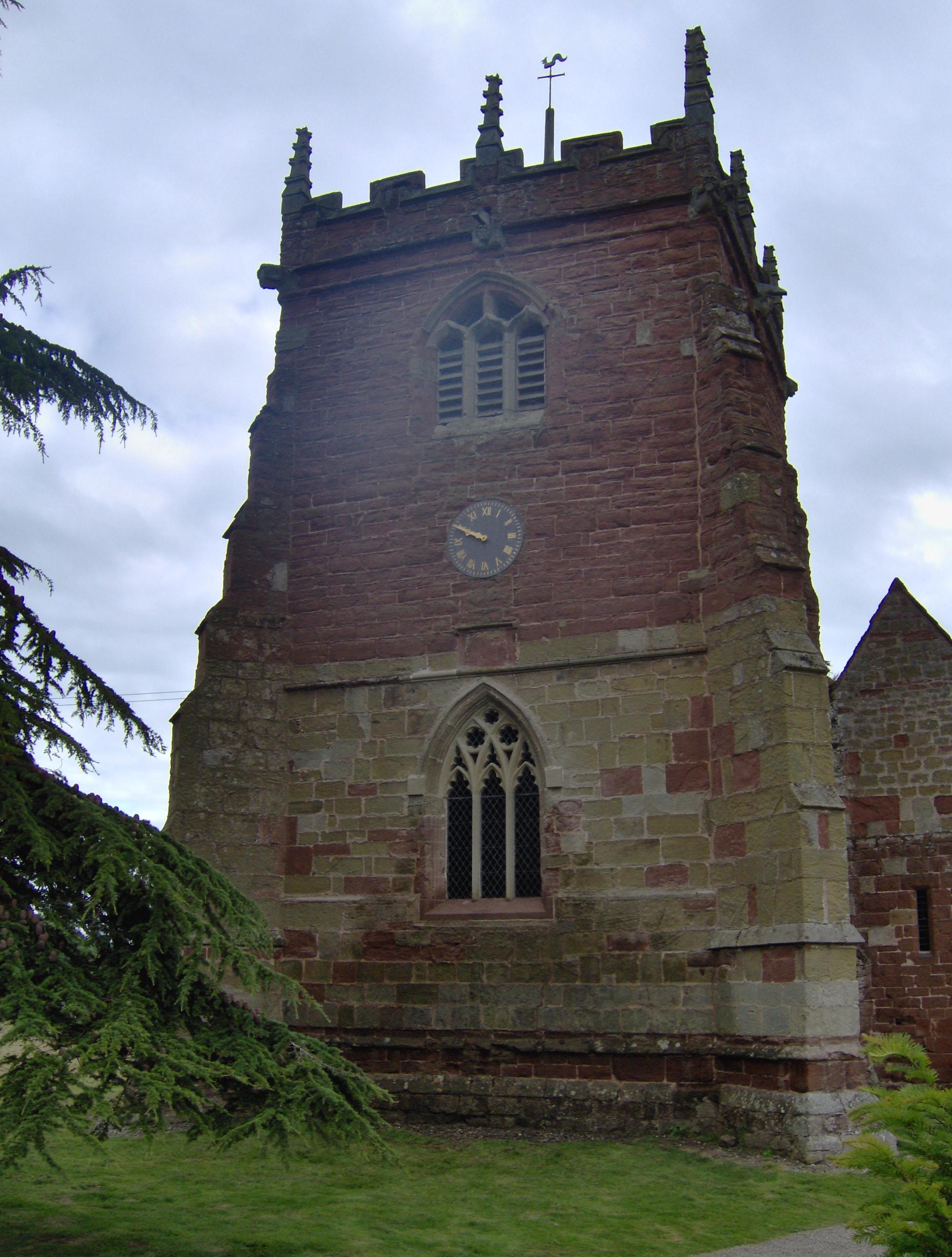 Cound Church