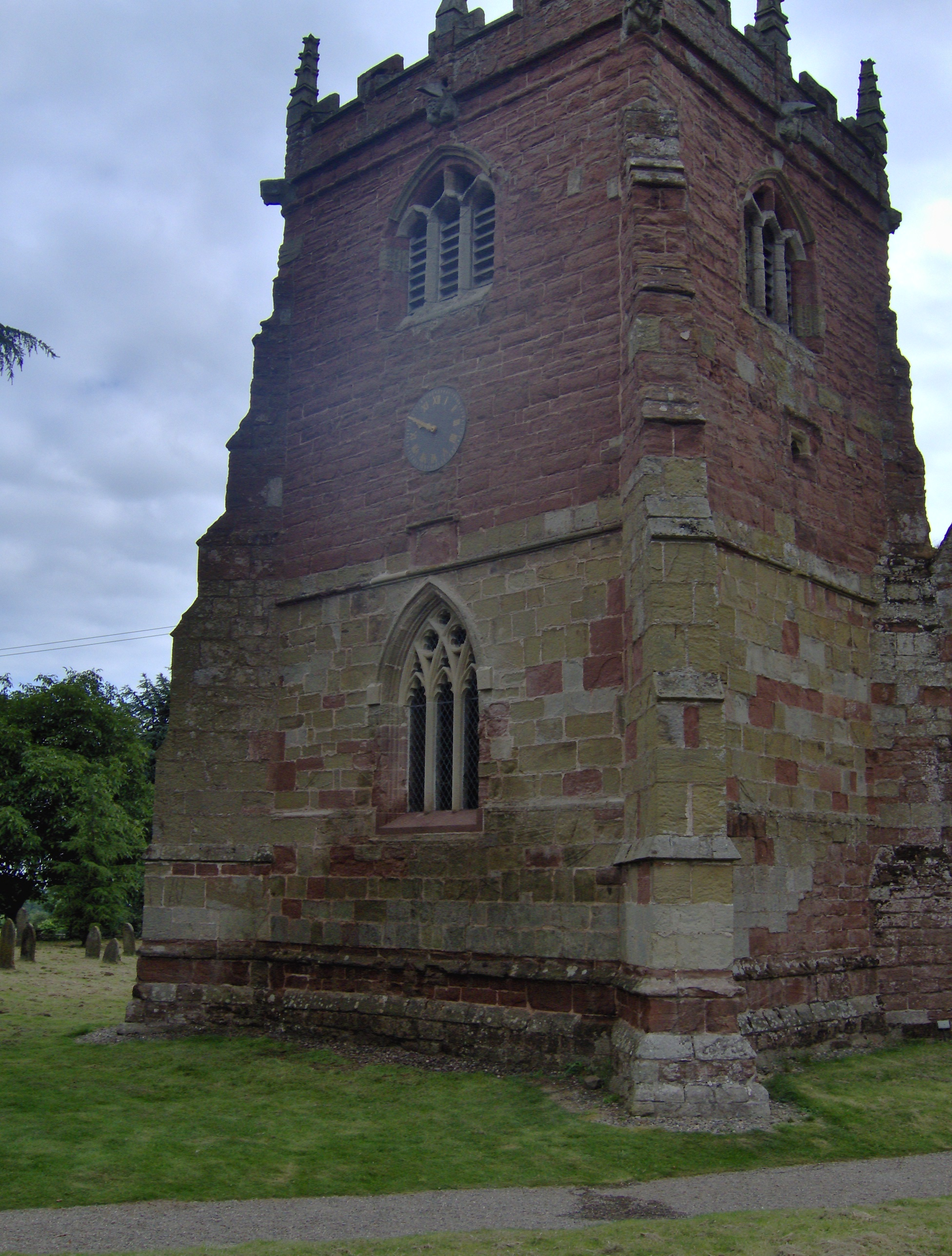 Cound Church Tower