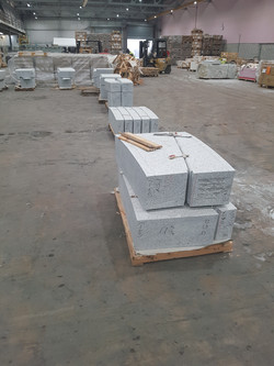 Stones Awaiting Modification