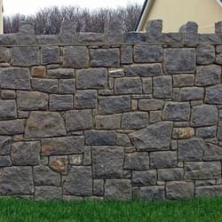 Grey Limestone Walling