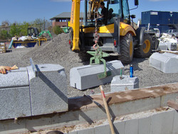 Granite Plinths