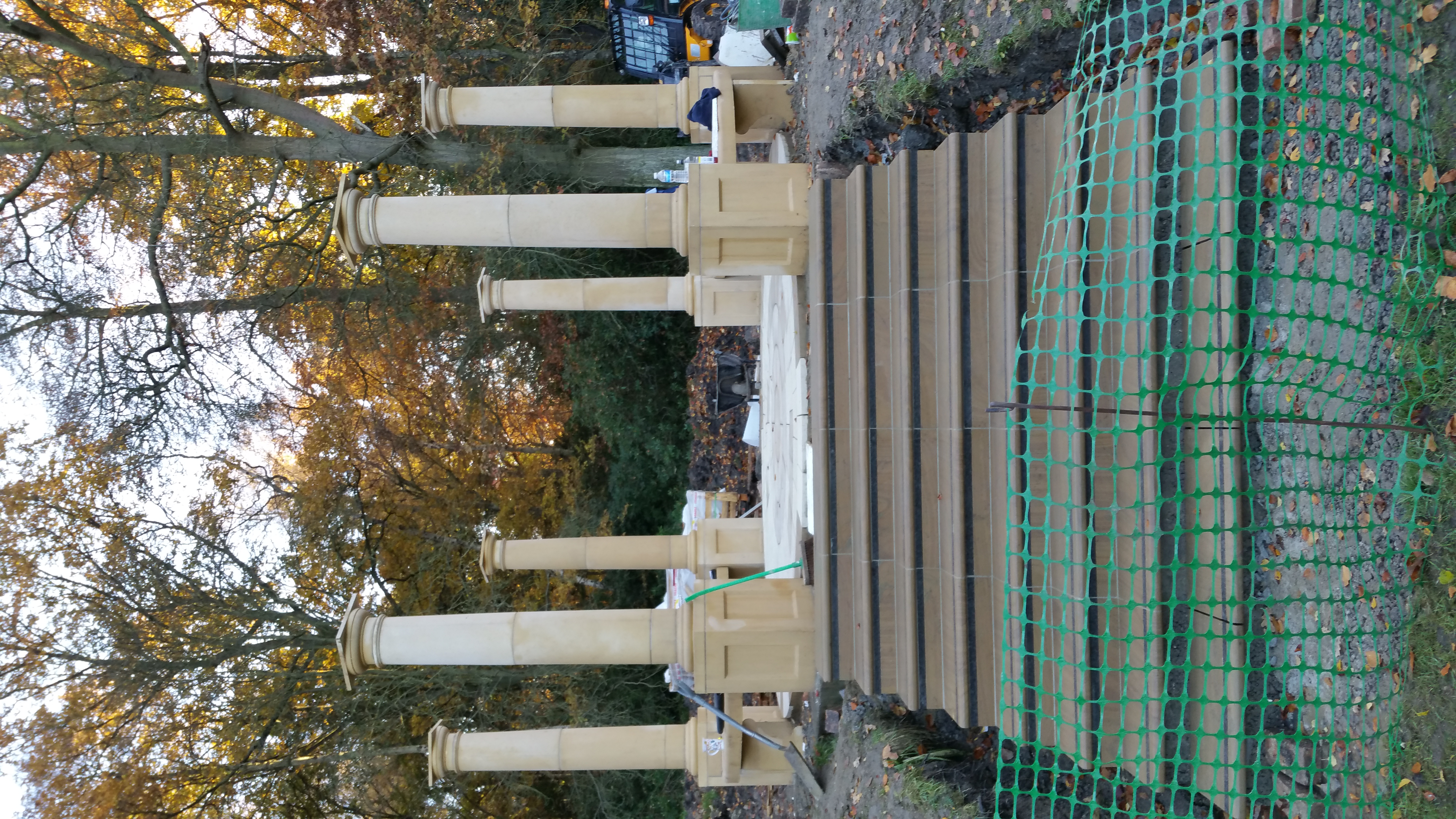 Part Built Bespoke Temple