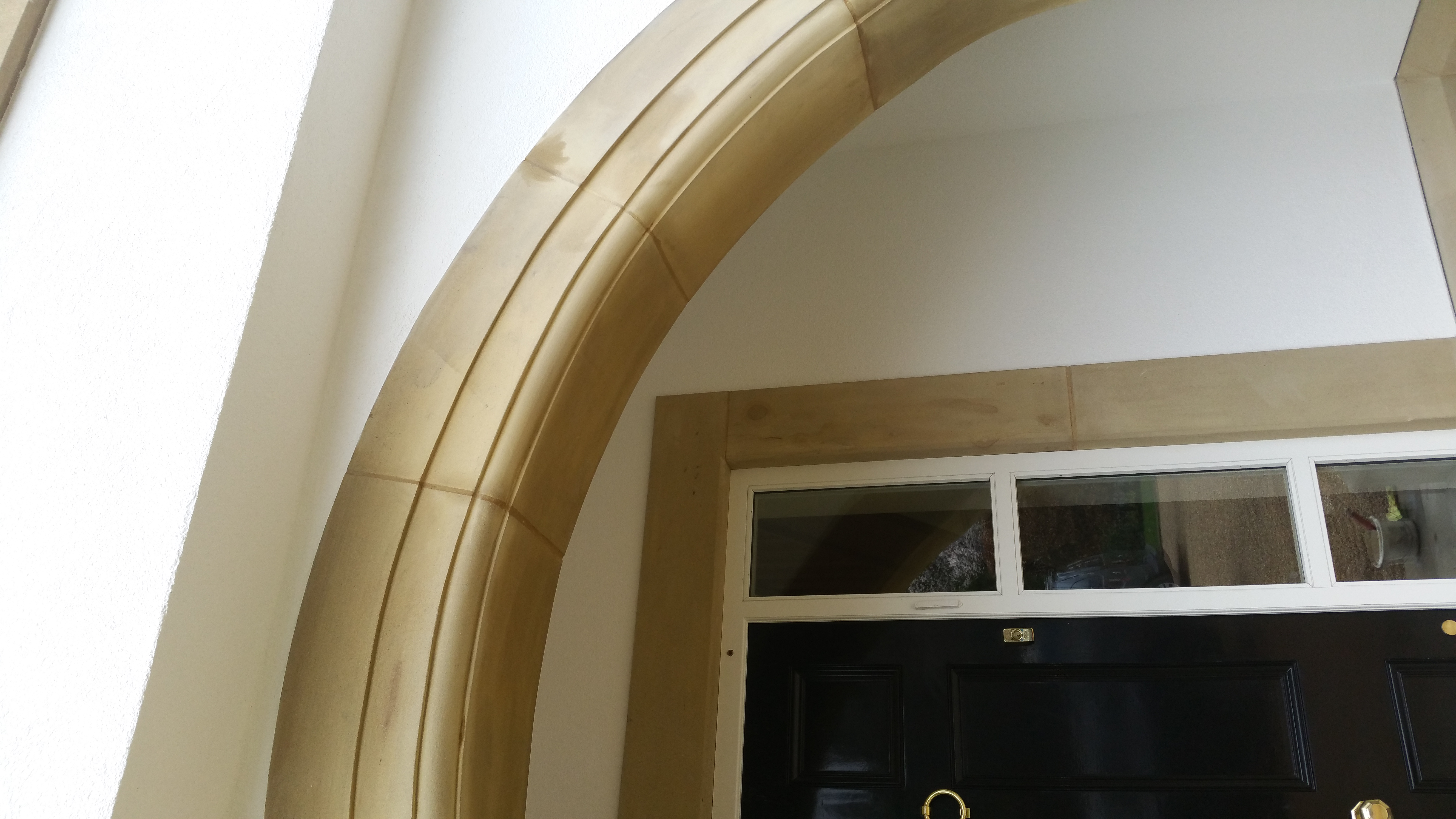 Yorkstone Arch