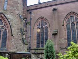 Ludlow Church Window Repairs