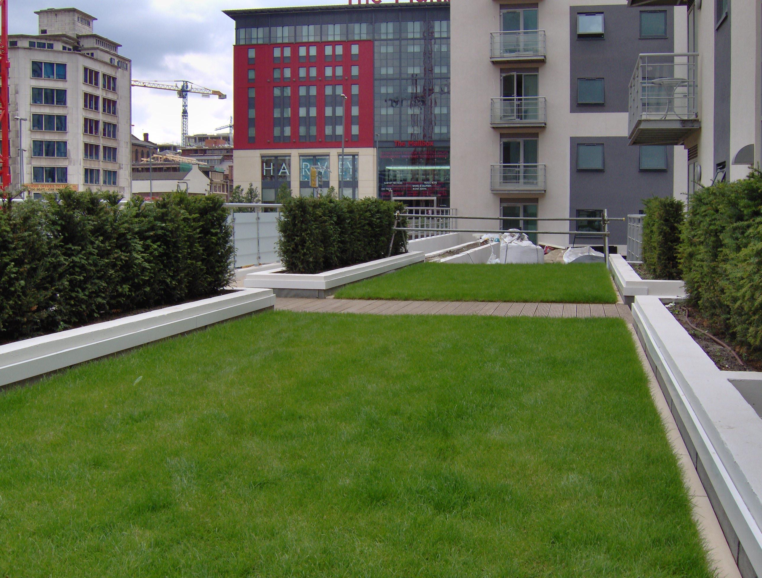 Granite Copings to Garden Beds
