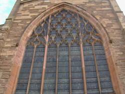 Repairs to Main Tower Window