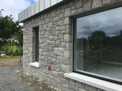 Grey Granite Walling Stone