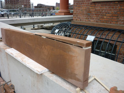 Bespoke Angled Sections