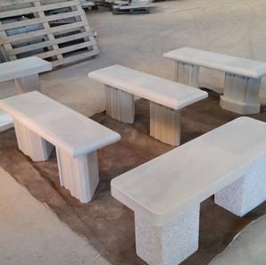 Benches & Bird Tables