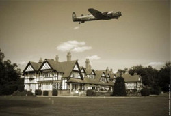 Old Photo of Petwood Hotel