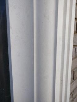 Decorative Window Jambs