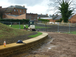 Commercial Yorkstone Copings