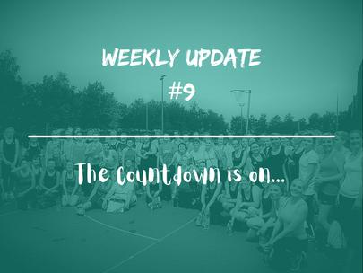 Week 9 - Weekly Update