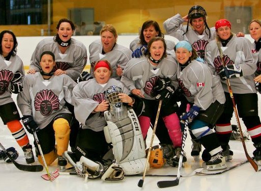 Taking TWOW Women's Hockey to Iceland in 2011