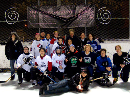 Taking Back the Rink: Fighting for Women's Hockey