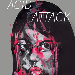 The Biochemistry of Acid Assault Wounds