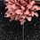 Thumbnail: POLKA DOT FLOWER LAPEL PIN