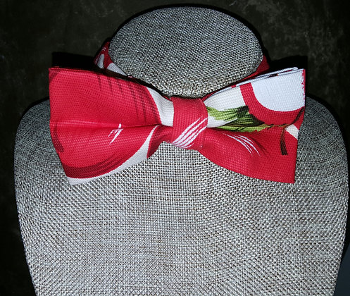 SWEET APPLE BOW TIE